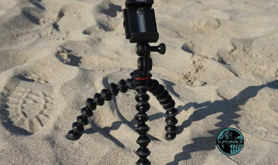 JOBY presenta GorillaPod Starter Kit e 3K PRO