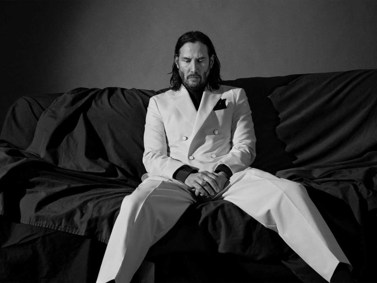 Keanu Reeves: l'uomo dell'anno [Personaggi Cult]