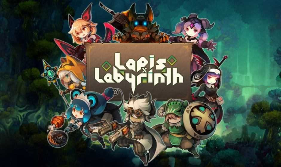 Lapis X Labyrinth arriva su Nintendo Switch e PlayStation 4
