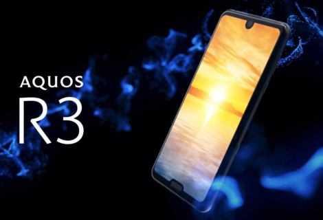 Sharp Aquos R3: scheda tecnica, prezzo e data di uscita