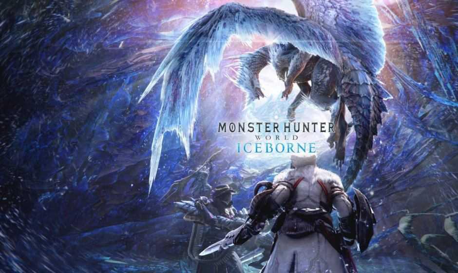 Monster Hunter World: Iceborne, pubblicato nuovo story trailer