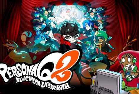 Sconfiggi le ombre in Persona Q2: New Cinema Labyrinth