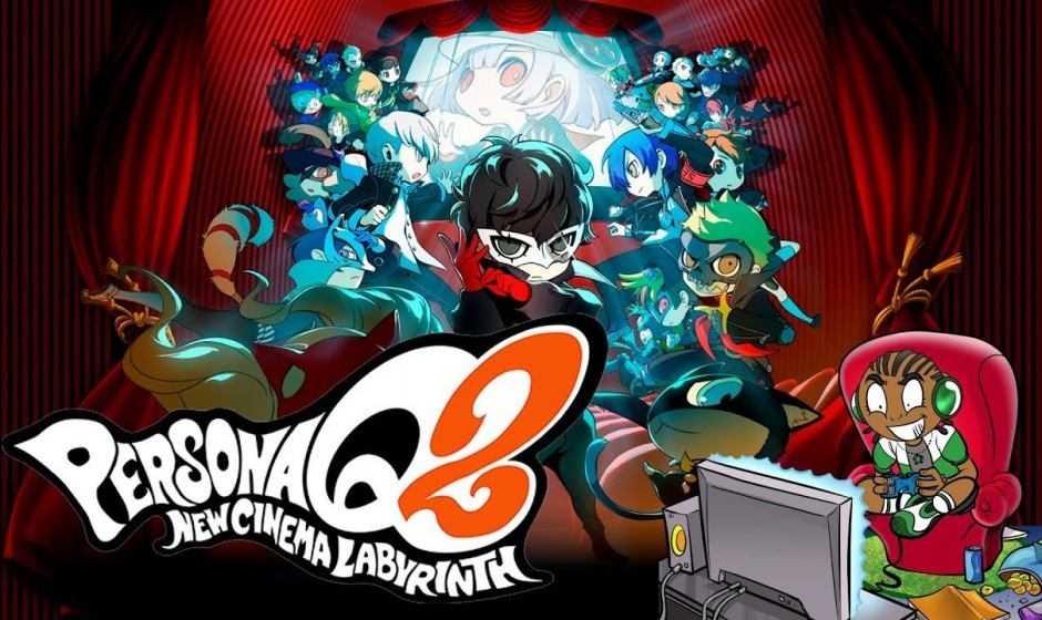 Sconfiggi le ombre in Persona Q2: New Cinema Labyrinth