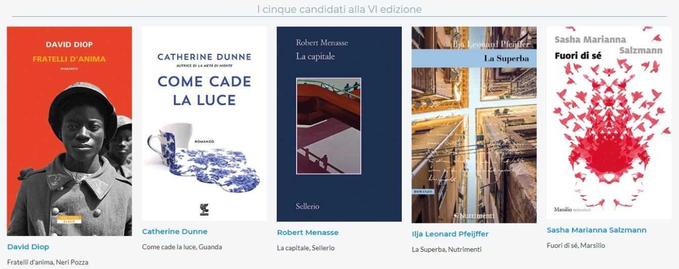 Premio Strega Europeo, David Diop vince la sesta edizione