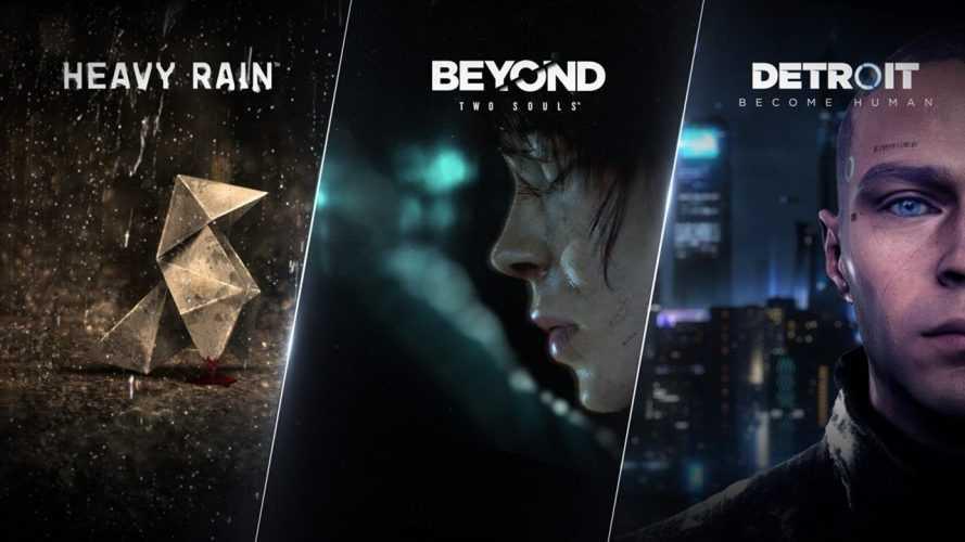 Quantic Dream: annunciate demo e date di tre giochi su PC!