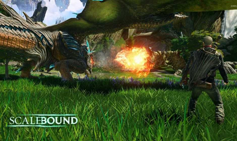 Scalebound in arrivo su Xbox Series X? Parla Phil Spencer