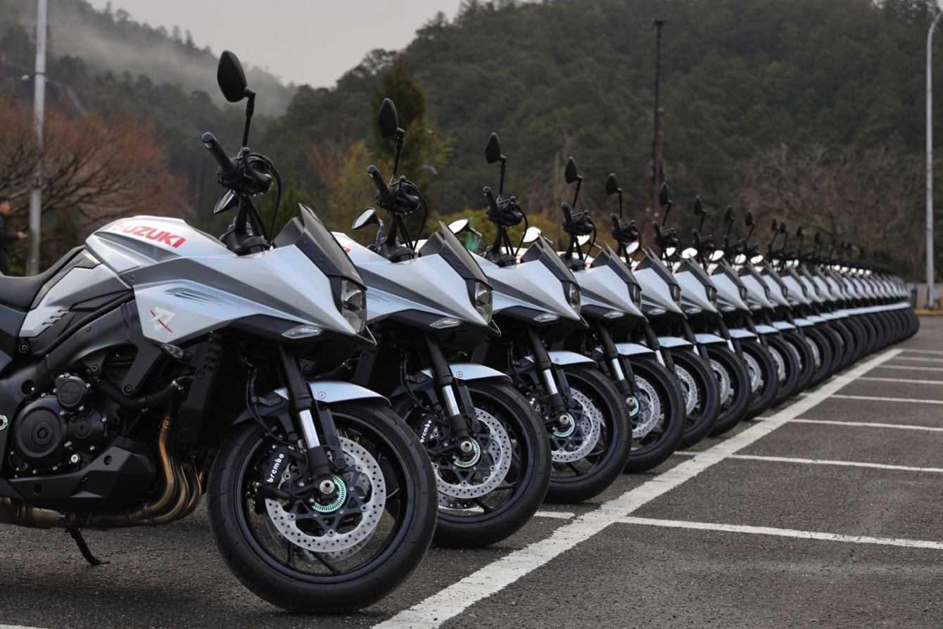 Suzuki: questo weekend il Katana Tour affianca il DemoRide Tour