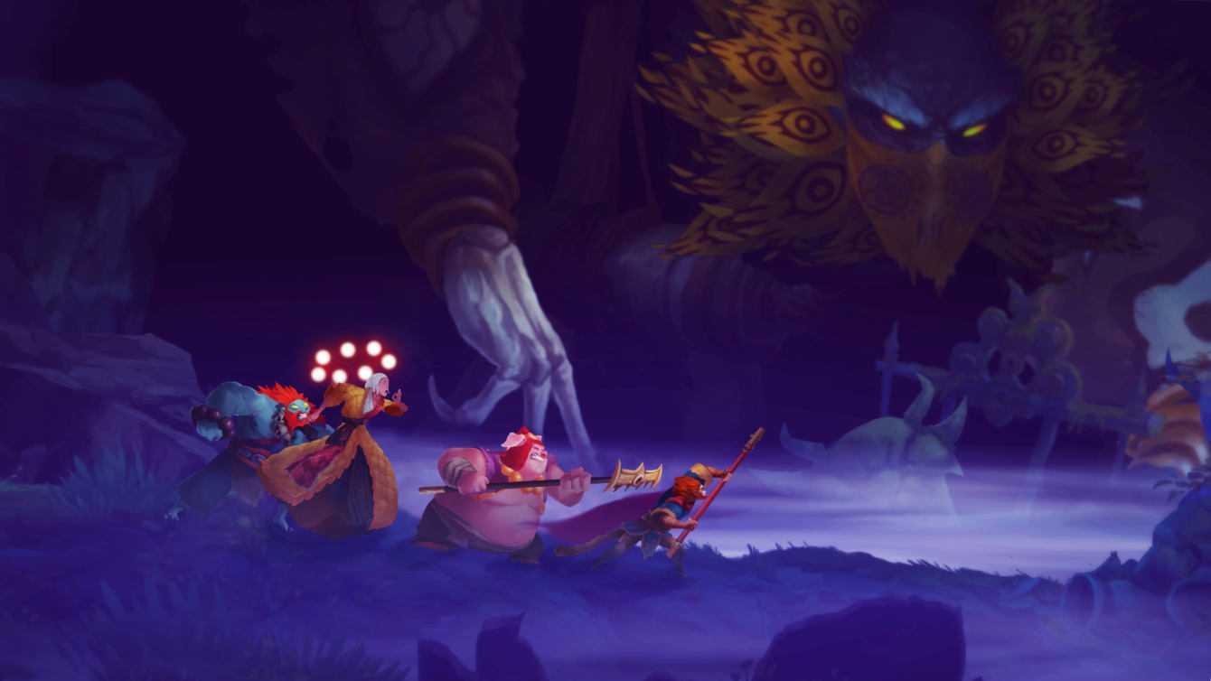Recensione Unruly Heroes: il viaggio in Occidente in 2D