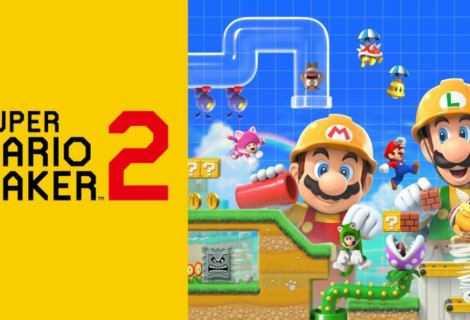 Super Mario Maker 2: arriva la Spada Suprema di The Legend of Zelda