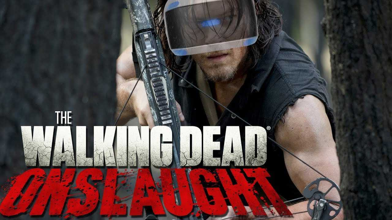The Walking Dead Onslaught: nuovo titolo VR in arrivo