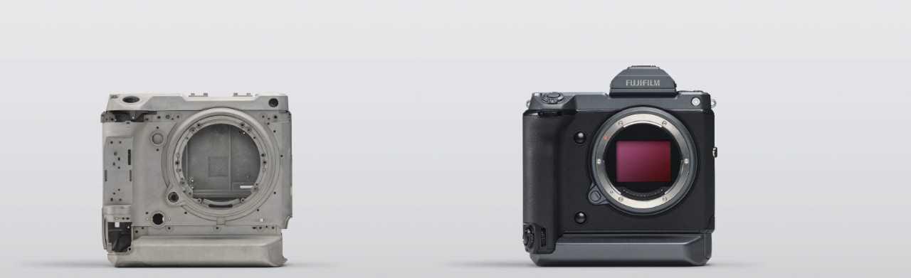Fujifilm GFX 100: la rivoluzione nelle mirrorless medio formato