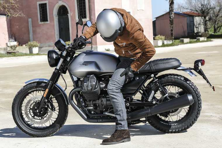 In vendita la nuova Moto Guzzi V7 III Stone Night Pack
