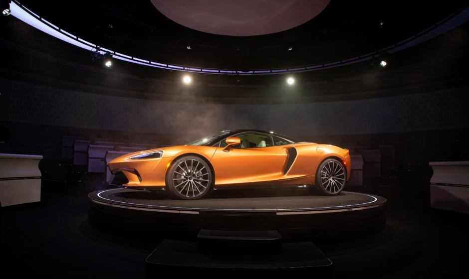 McLarenautomotiveda annuncio del suo Grand Tour 2019