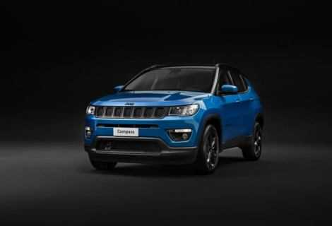 Arriva negli showroom Jeep la nuova gamma Night Eagle