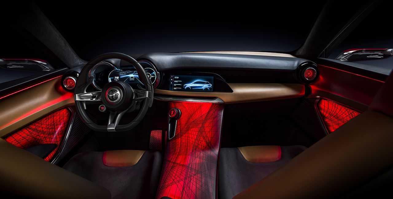 Alfa Romeo al Salone dell'Auto di Torino 2019 V edizione