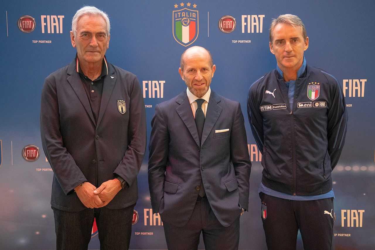 FCA accanto a FIGC per altri quattro anni