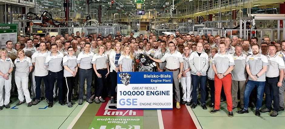 FCA: prodotti 100.000 motori FireFly Turbo