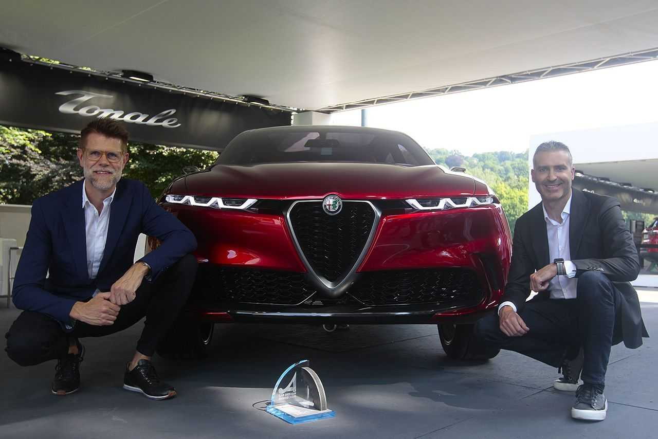 "Alfa Romeo Tonale vince il ""Car Design Award 2019"""