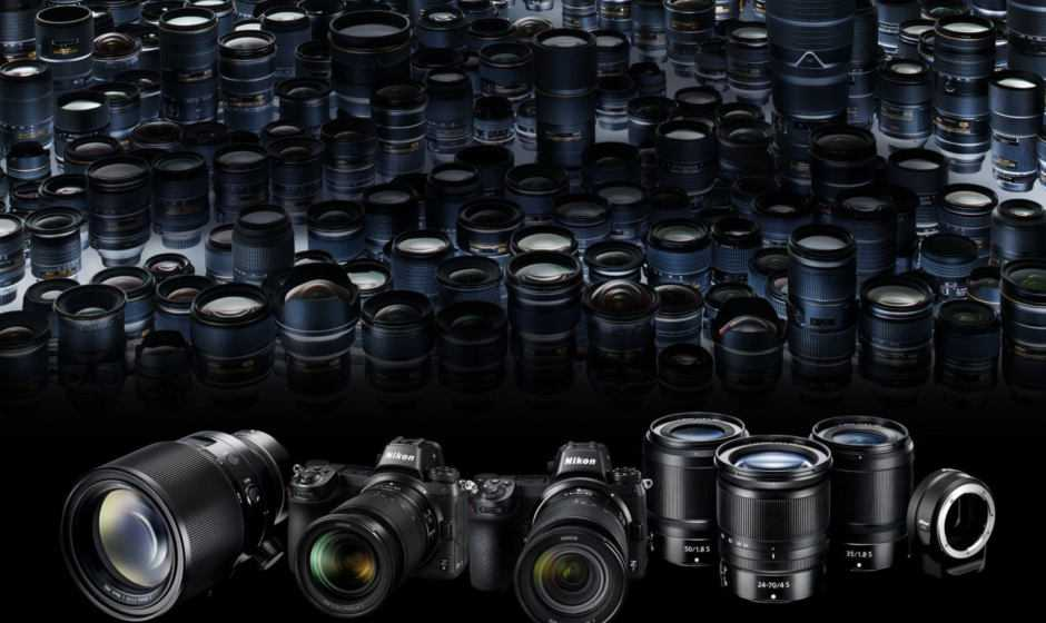 Nikon Z: arriverà una mirrorless ai livelli di Nikon D5