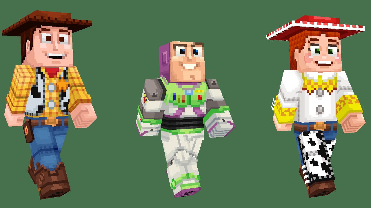 Minecraft: nuovo DLC di Toy Story