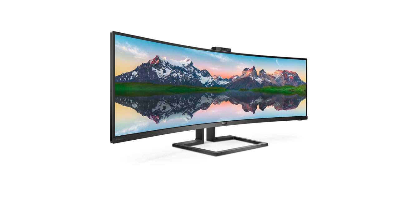 Philips: ecco tutti i nuovi monitor presentati oggi