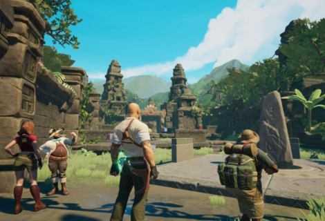 Jumanji: Il Videogioco, disponibile dal 15 novembre 2019