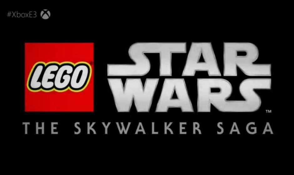 E3 2019: annunciato LEGO Star Wars: The Skywalker Saga
