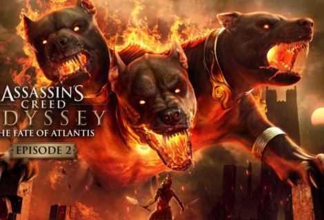 Assassin's Creed Odyssey il Destino di Atlantide, disponibile ora