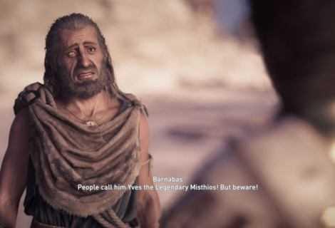 Arriva Story Creator Mode per Assassin's Creed Odyssey