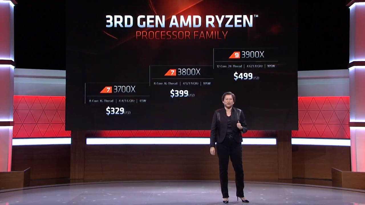 E3 2019: AMD le novità e gli annunci della conferenza in diretta