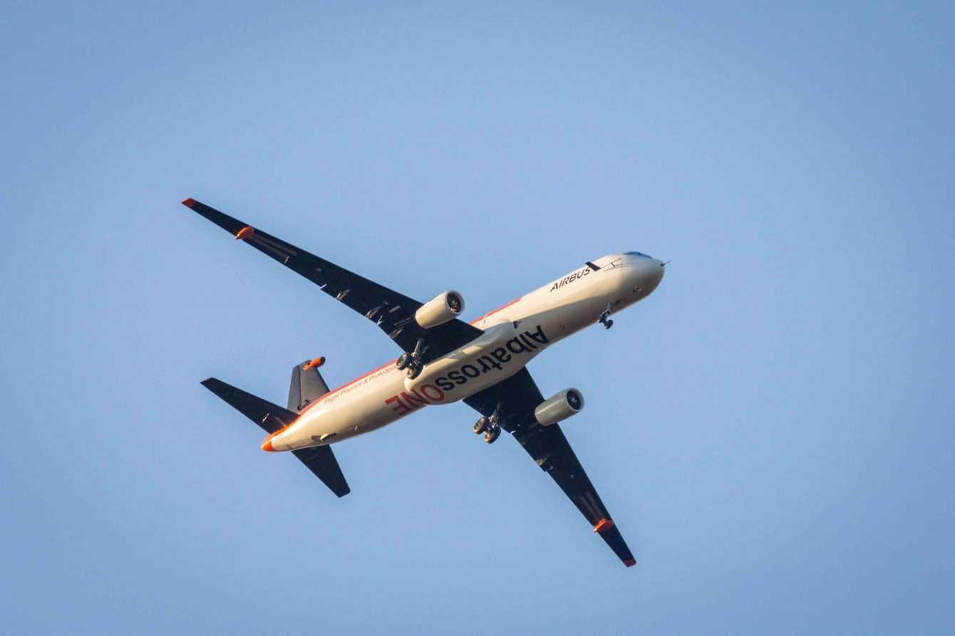 Albatros ispirano una generazione ali per aeromobili   Tecnologia