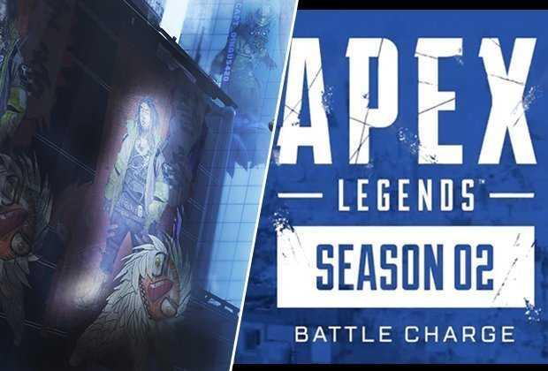 Apex Legends Season 2 Battle Charge finalmente disponibile