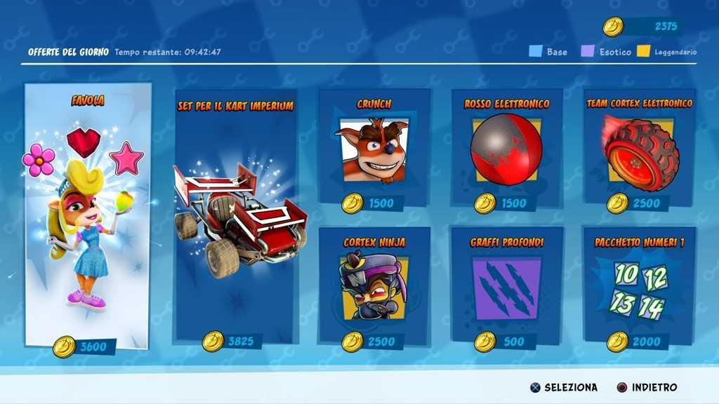 Crash Team Racing: Nitro-Fueled, come ottenere Wumpa Coin!