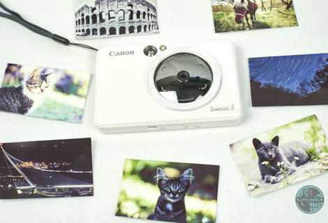 Canon Zoemini S: istant camera vincente | Recensione