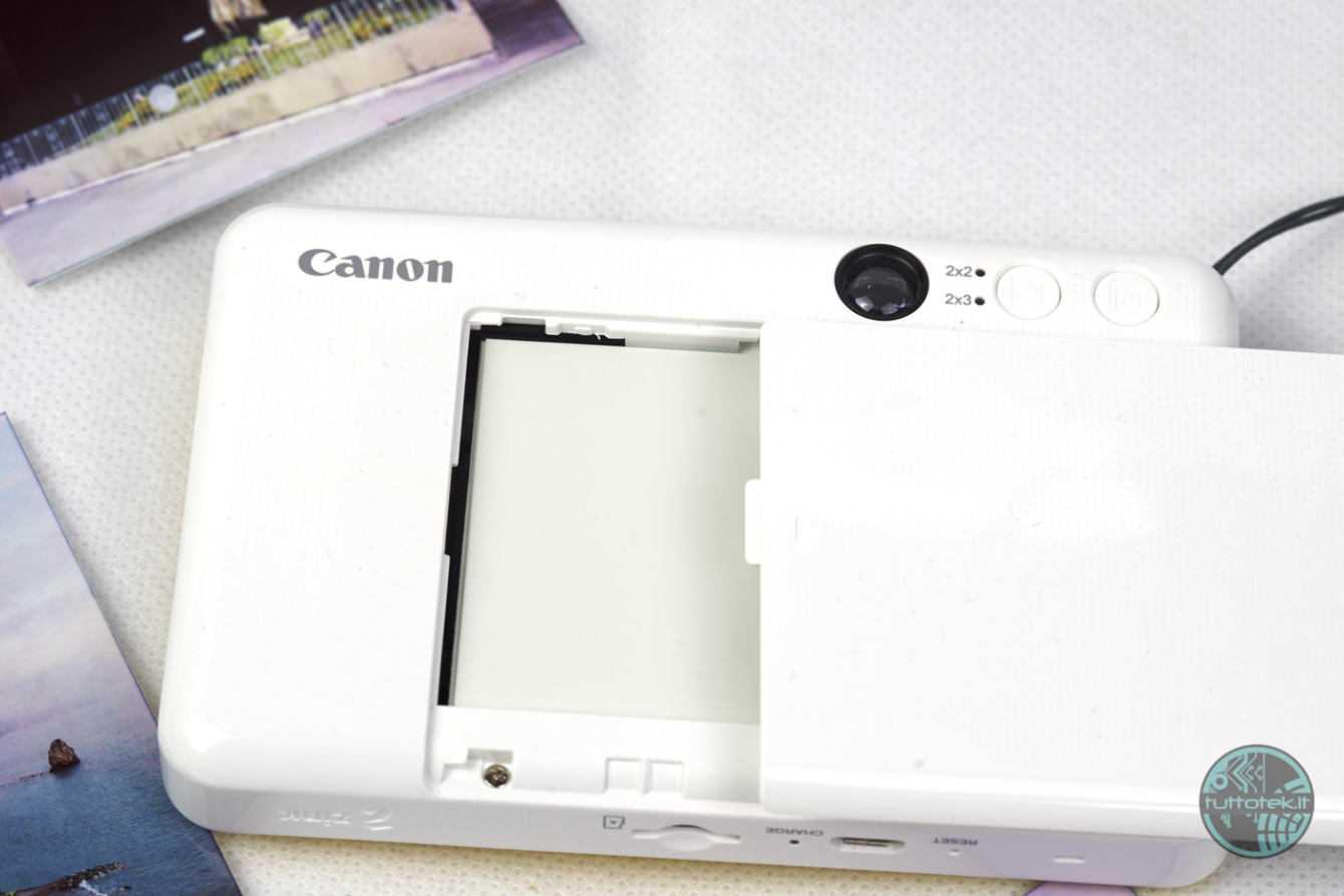 Recensione Canon Zoemini C: l'entry level istantanea