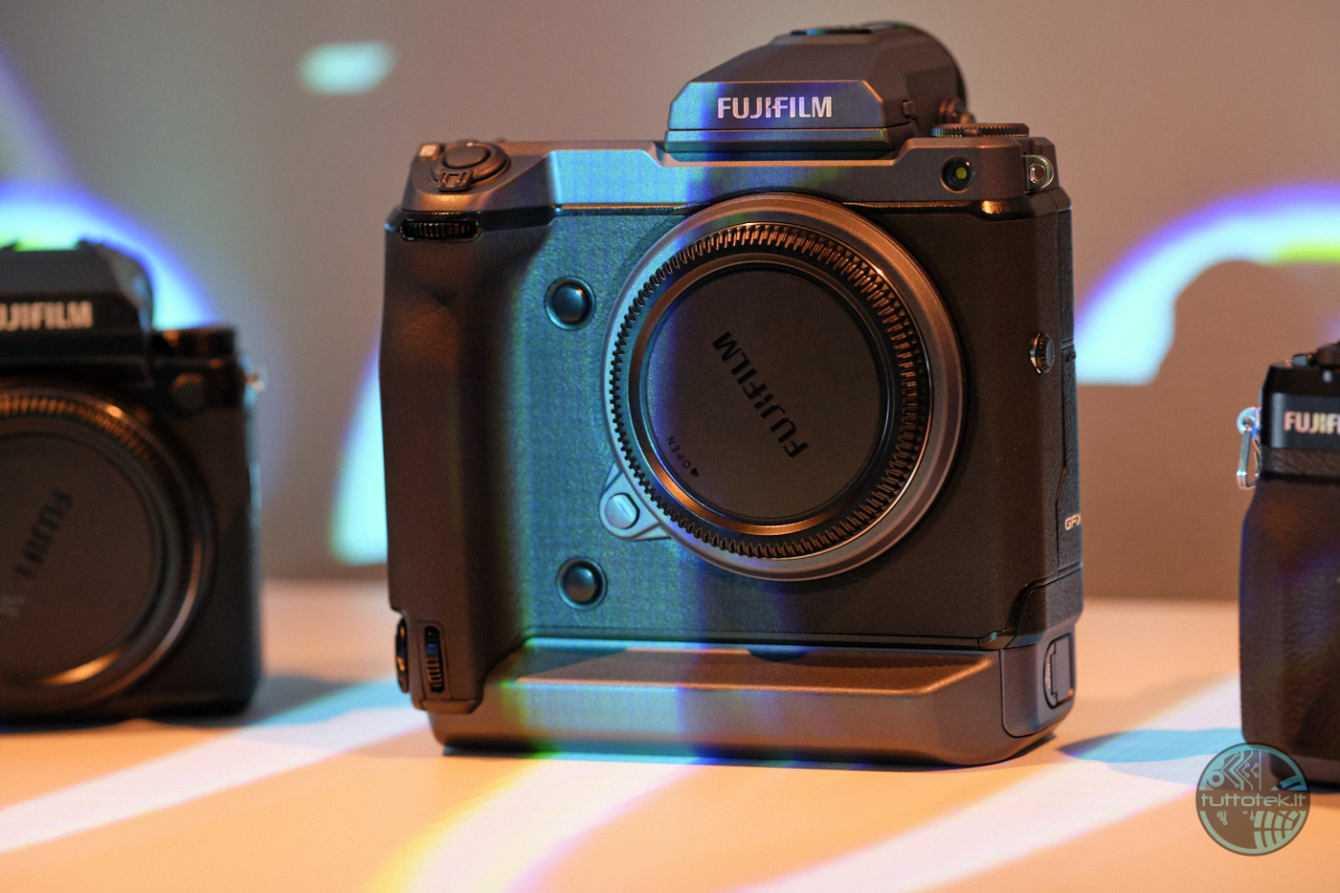 Fujifilm GFX 100: anteprima e prime impressioni