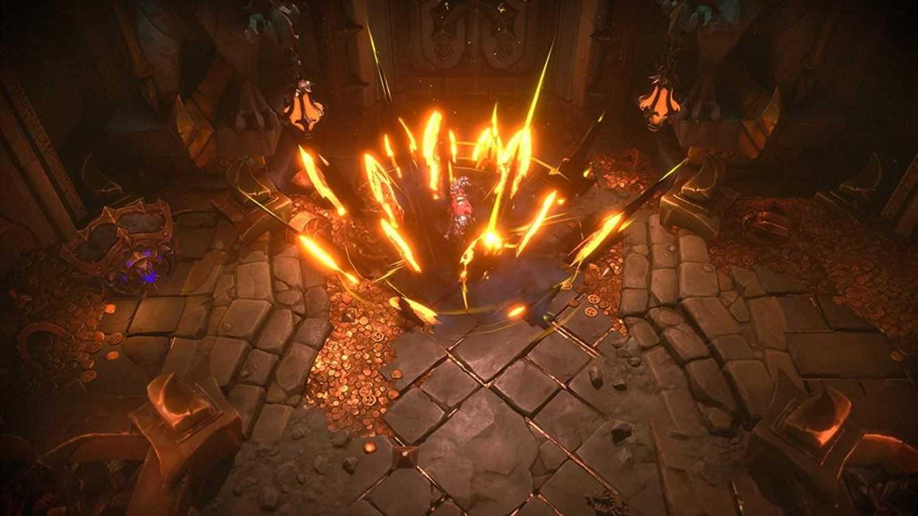 Darksiders Genesis: novità sulla versione per Nintendo Switch