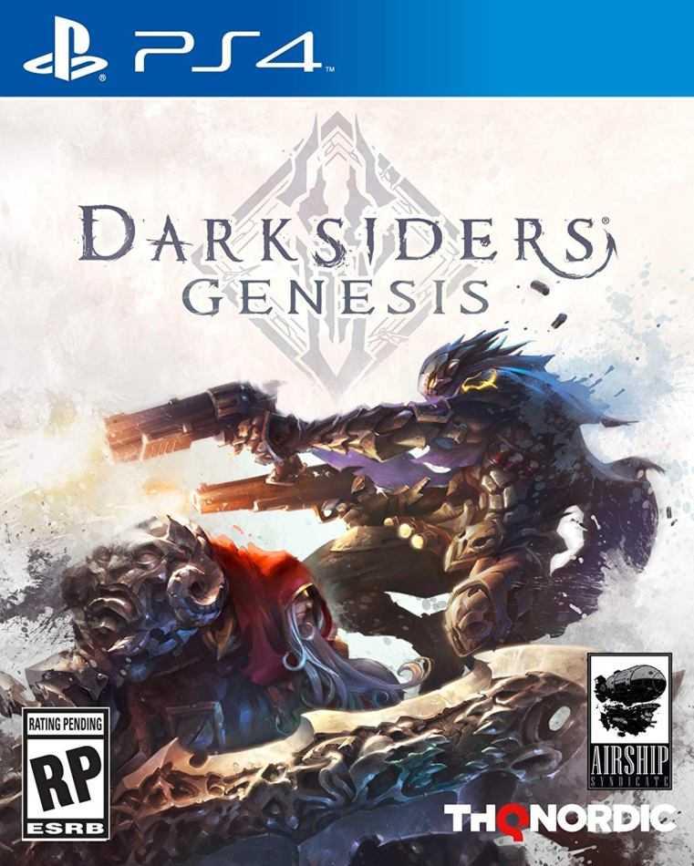 Darksiders Genesis: annunciato lo spin-off della serie Darksiders