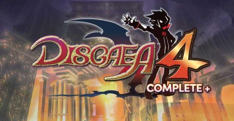 Disgaea 4 Complete+: in arrivo ad ottobre su PS4 e Switch