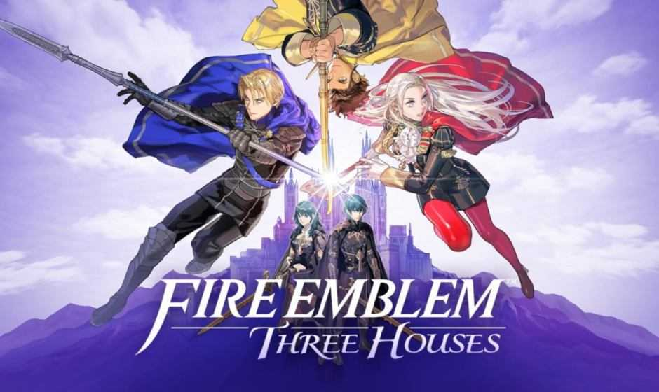 Fire Emblem Three Houses: guide alle Casate