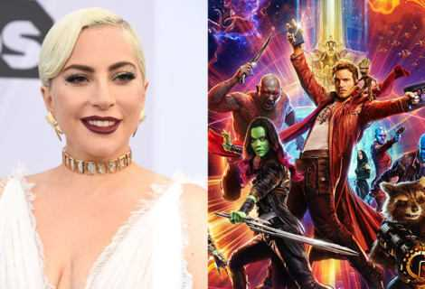 Guardiani della Galassia 3: Lady Gaga affiancherà Bradley Cooper?