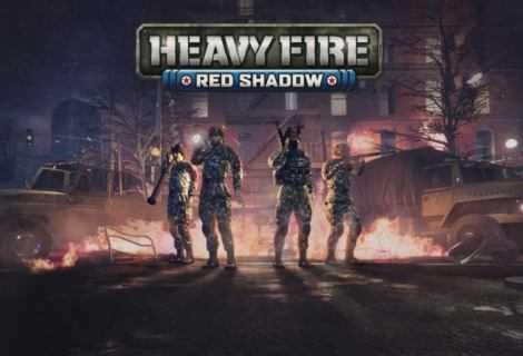 Heavy Fire: Red Shadow, disponibile per PS4 e VR