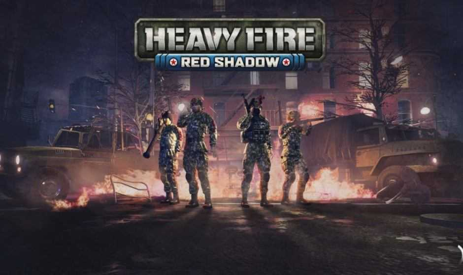 Heavy Fire: Red Shadow, disponibile per PS4 e VR