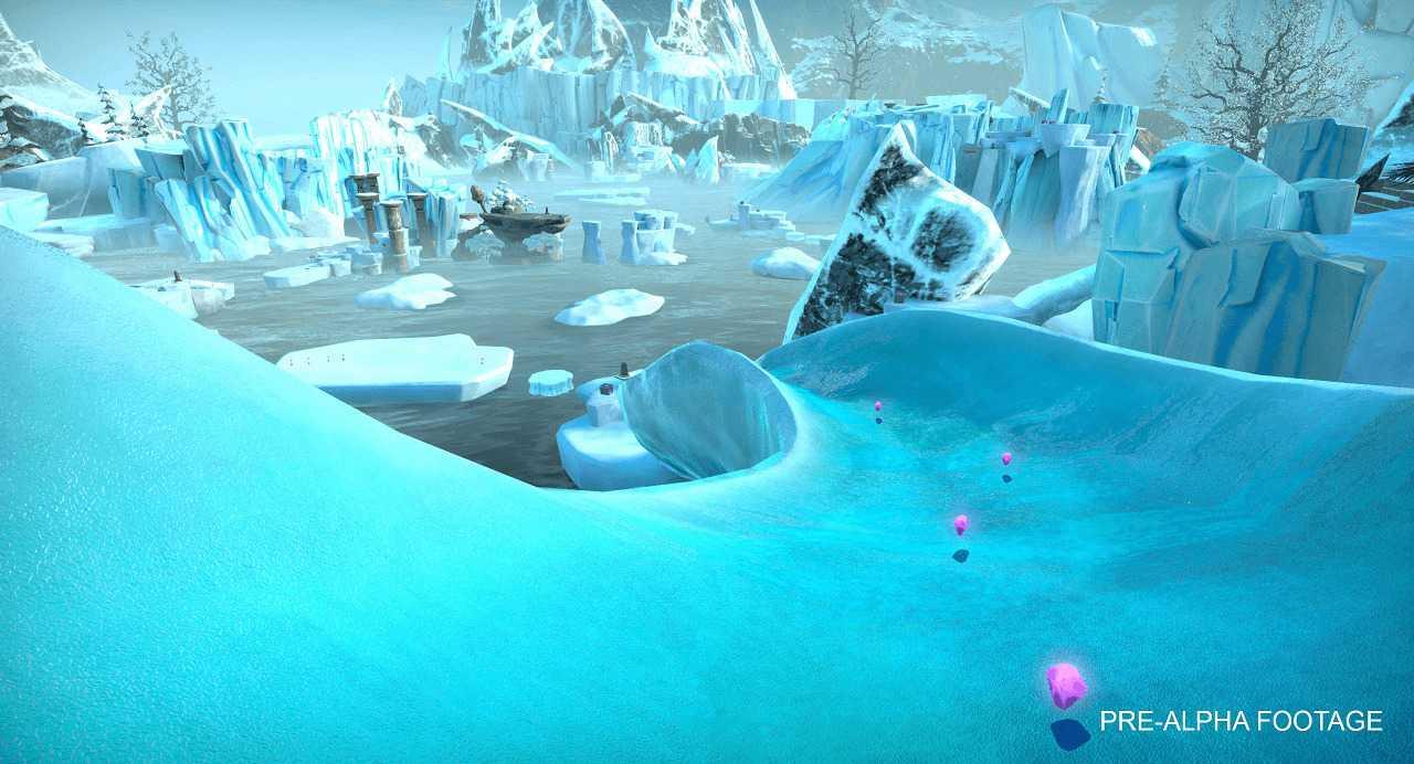 L'Era Glaciale: La strampalata avventura di Scrat in arrivo su PS4, Xbox One, Switch e PC