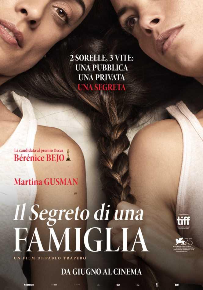 Il segreto di una famiglia: ecco trailer e post!