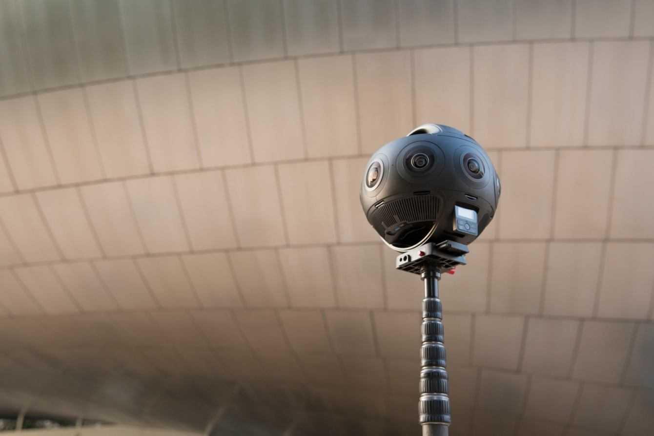 Titan Insta360 11K Cinematic VR Cam: iniziano le spedizioni