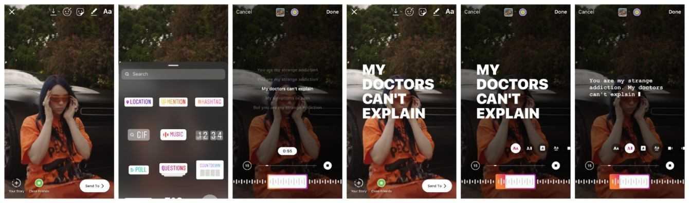 Instagram: novità nelle storie e risparmio dati