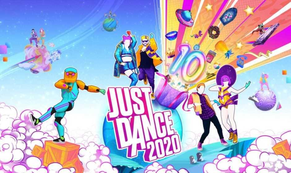 Annunciato Just Dance 2020! In arrivo a novembre