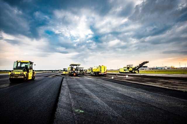Vitali s.p.a.: vinto l'appalto per la pista dell'aeroporto di Linate