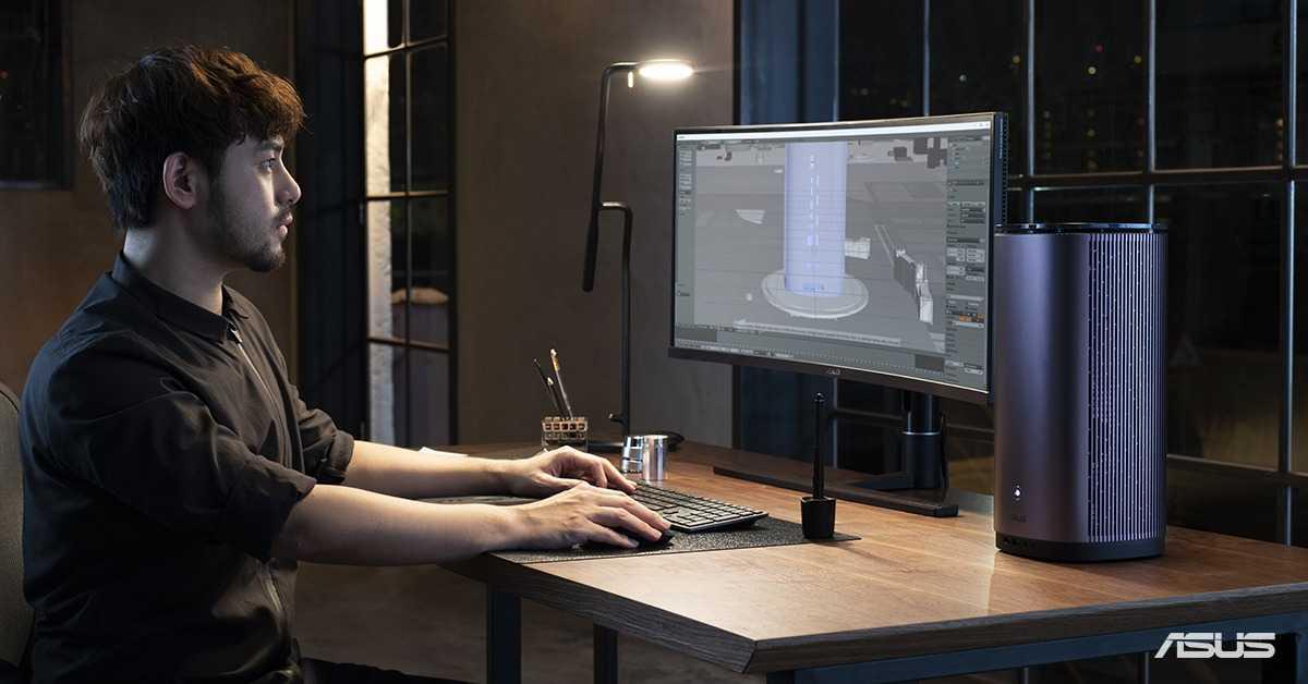 Asus annuncia la nuova serie di mini PC Proart